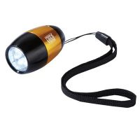 Try a branded flashlight with a note thanking the member for 'shedding light' on a recent issue.
