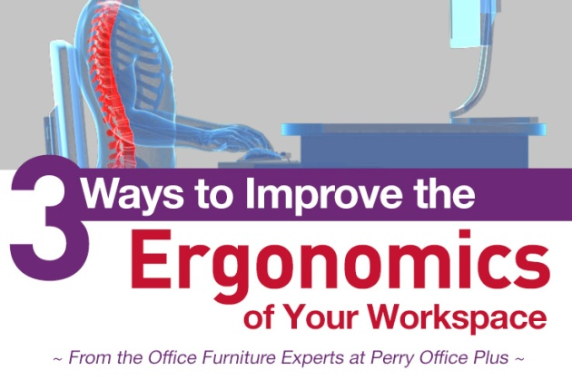 3 Ways to Improve the Ergonomics of Your Workspace