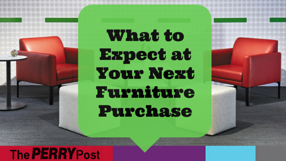 What to Expect at Your Next Furniture Purchase