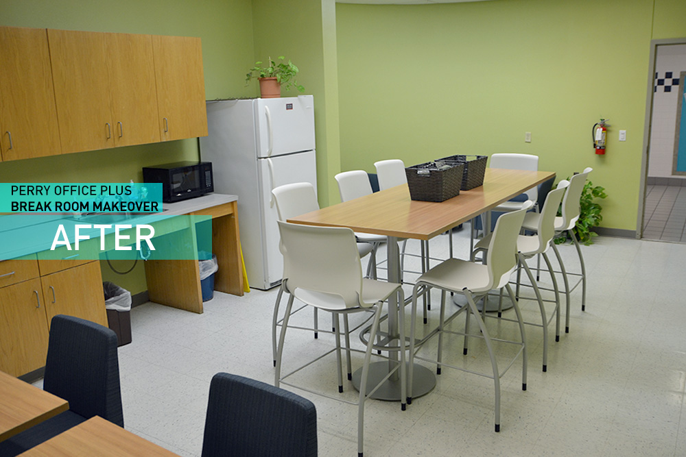 3 tips for a great break room from our makeover contest the perry post rh perryop wordpress com