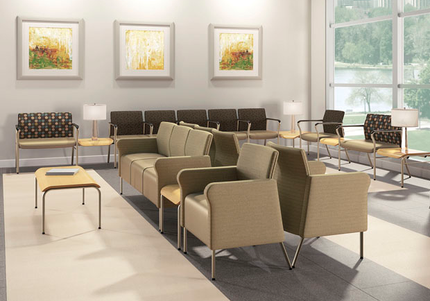 Confide seating National Office Furniture Bariatric Guest Chairs