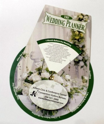 KCCC Wedding Planner Dial