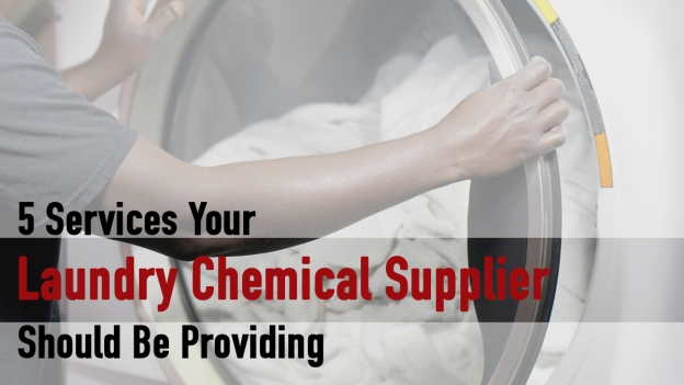 5 Services Your Laundry Chemicals Supplier Should Be Providing
